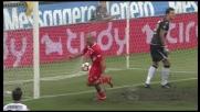 Almiron all'ultimo respiro insacca il 3-3 del Bari contro l'Udinese