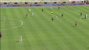 Almiron sfiora il goal al Cagliari dopo una combinazione fantastica del Bari