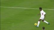 Alvarez è imprendibile e segna il goal del raddoppio del Bari sul Palermo