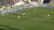 Amauri insacca di testa il goal vittoria del Parma sull'Udinese