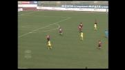 Amauri porta in vantaggio il Chievo sul Livorno