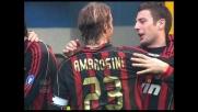 Ambrosini, un colpo di testa da 3 punti contro l'Atalanta