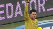 Amelia blocca il rigore di Ronaldinho nel match tra Milan e Genoa