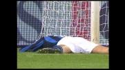 Anche i migliori sbagliano: Crespo a porta vuota calcia alle stelle contro il Genoa!