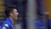 Anche Soriano si iscrive nel tabellino dei marcatori nel match Sampdoria-Hellas Verona