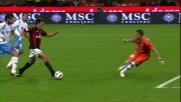 Andujar arpiona il pallone, evitato il goal di Inzaghi