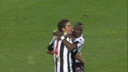 Angella segna e l'Udinese raddoppia contro il Cagliari