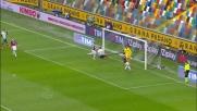 Anticipo provvidenziale di Morleo contro l'Udinese: il Bologna mantiene la rete inviolata