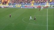 Antonelli, espulsione per fallo su chiara occasione da goal contro il Novara