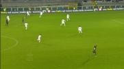 Aquilani di tacco per Felipe Melo, numero del centrocampista della Juventus