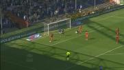 Arcari anticipa Maccarone e rovina la festa alla Sampdoria