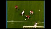 Serginho porta il Milan in vantaggio sul Palermo