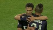 Hernanes con un goal da fuori area cala il poker per l'Inter