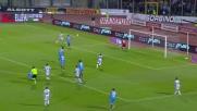 Asamoah si mangia un goal contro il Catania, palo a porta vuota