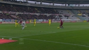 Assist di Cerci e goal di Immobile a Verona