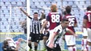 Di Natale regala una perla da calcio piazzato: è il goal del vantaggio dell'Udinese