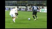 Autogoal clamoroso di Pfertzel, Livorno in svantaggio contro l'Inter