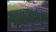 Autogoal di Oddo! L'Empoli fa 3-3 all'Olimpico contro la Lazio