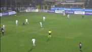 Autogoal incredibile di Basta a Bergamo contro l'Atalanta