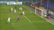 Autogoal sfortunato Tatarusanu contro il Genoa