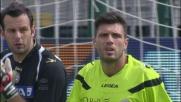 """Domizzi """"para"""" il tiro di Nene' contro il Cagliari"""