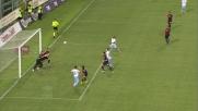 Avramov para il colpo di testa ravvicinato di Klose