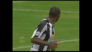 Azione di Ibrahimovic, Zalayeta non riesce a correggere in rete