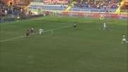 Azione personale sulla fascia di Basta in Genoa-Udinese