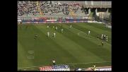 Super parata di Guardalben su Bianchi! Il Palermo difende lo 0-0 a Cagliari