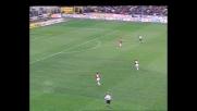 A San Siro Vieri chiude i conti contro il Milan segnando il secondo goal personale nel 6-1 bianconero