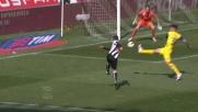 Di Natale realizza un altro goal capolavoro per la doppietta personale al Chievo