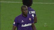 Babacar col tacco realizza un goal fantastico contro l'Udinese