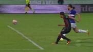 Bacca-goal, zampata decisiva contro la Sampdoria