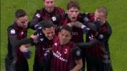 Bacca rompe il digiuno: goal vittoria in Milan-Cagliari!