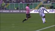 Bacinovic espulso in Palermo-Udinese