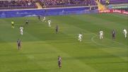 Badelj porta in vantaggio la Fiorentina con l'aiuto di Kalinic