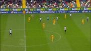 Badu di testa porta in vantaggio l'Udinese sul Verona