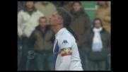 Baggio si libera al tiro con un sombrero su Mihajlovic contro la Lazio