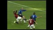 Balli chiude la porta dell'Empoli sull'inserimento di Ambrosini e nega il goal al Milan