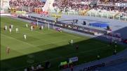 Balotelli a colpo sicuro, ma la traversa gli nega il goal