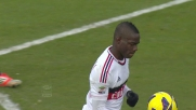Balotelli segna su rigore a Cagliari
