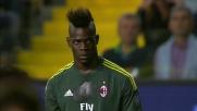 Balotelli torna al goal a Udine con una fantastica punizione
