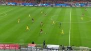 Balotelli, un tacco che illumina San Siro contro il Chievo Verona