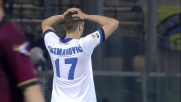 Bardi vola e para un gran destro di Kuzmanovic