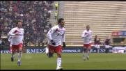 Barreto in goal con una bordata pazzesca contro il Bologna