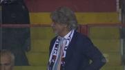 Barreto va in goal contro il Milan ma è in fuorigioco