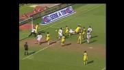 Barzagli trattiene Amoruso e l'arbitro concede il penalty al Modena