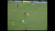 Batistuta punisce il Perugia con un goal su tiro deviato