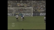 Bazzani accorcia le distanze contro la Lazio con un goal di testa