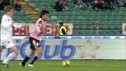Un goal splendido di Pastore porta il Palermo sul 2-2 a Bari